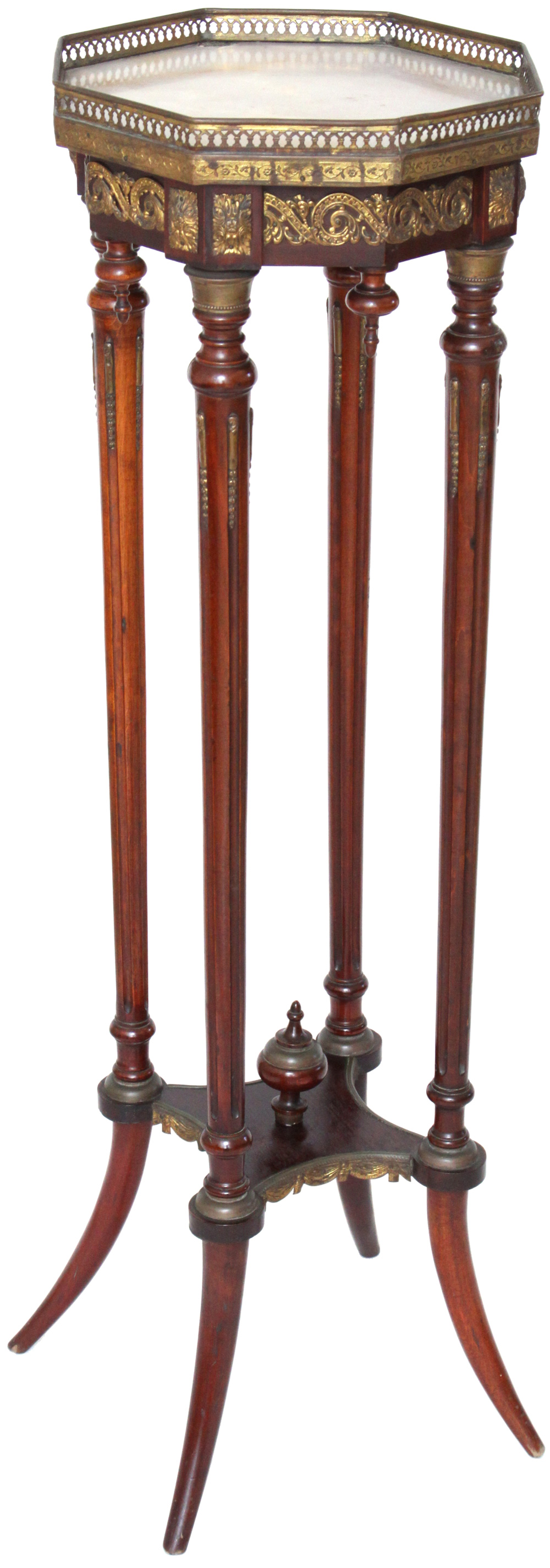Antique French Plant Stands ריהוט